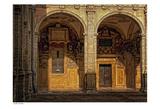 Bologna Courtyard Two