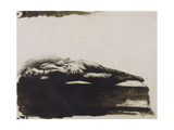 Study for 'Chatterton'