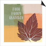 Faith Family Gratitude