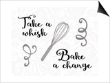 Take a Whisk Bake a Change