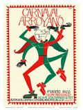 Carnaval Arroyano - Puerto Rico