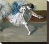 Danseuse Au Repos  c 1879