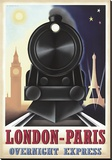 London-Paris Overnight Express
