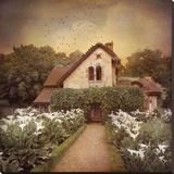 Marie Antoinette's Cottage  Versailles  France
