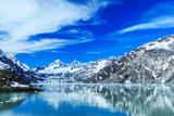 Panoramic View of Glacier Bay National Park Alaska