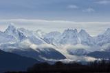 Beauty of Chilkat Mountains  Haines  Alaska