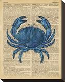 Vintage Crab