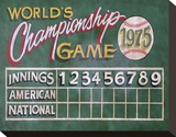 Vintage Baseball (Wold Championship Games)