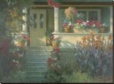 Sunlit Porch