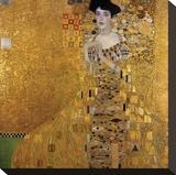 Portrait of Adele Bloch-Bauer I  1907
