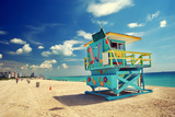 South Beach in Miami  Florida