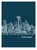Skyline Seattle 3