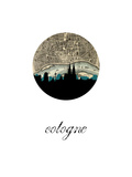 Cologne Map Skylines
