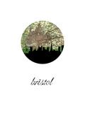 Bristol Map Skyline
