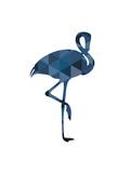 Navy Flamingo