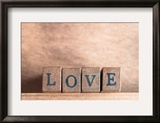 Love Spelled Out