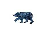 Navy Geo Bear