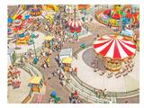 Aerial Carnivale