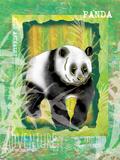 Safari Adventure Jungle Panda