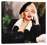 Marilyn In Beret