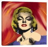 Marilyn With Earrings 2