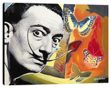 Dali: Butterflies
