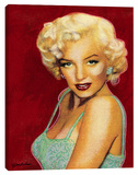 Marilyn On Red