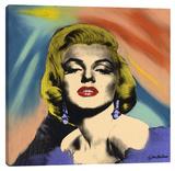 Marilyn With Earrings