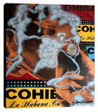 Young Castro's Cohiba