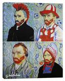 Van Gogh 4 Ways