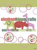 Baby Elephants Hippo Giraffe