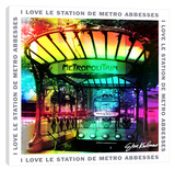 I Love Le Station Demetro