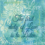 Love and Listen