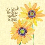 Daisy Stripes - True Friends
