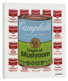Campbell's Cream Of Mushroom Soup Cans
