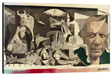 Homage To Picasso Guernica