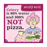 Celery or Pizza