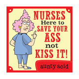 Nurses Save Your Ass