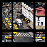 View from the Window - Taxis