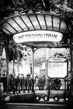 Paris Focus - Abbesses Metro