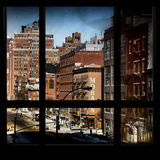 View from the Window - Manhattan Winter