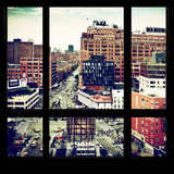 View from the Window - Chelsea Buildings - Manhattan