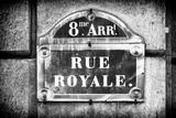 Paris Focus - Rue Royale