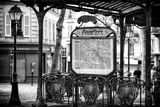 Paris Focus - Metro Abbesses