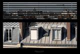 Paris Focus - Paris Window View