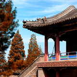 China 10MKm2 Collection - Architectural Temple