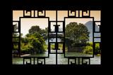 China 10MKm2 Collection - Asian Window - Guilin Yangshuo Bridge