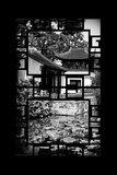 China 10MKm2 Collection - Asian Window - Chinese Temple