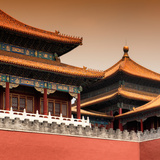 China 10MKm2 Collection - Forbidden City Architecture - Beijing