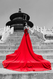 China 10MKm2 Collection - Red Carpet - Temple of Heaven